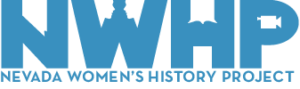 Nevada Women's History Project Logo