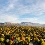 Autumn in Carson City, NV
